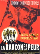The Plunderers - French Movie Poster (xs thumbnail)