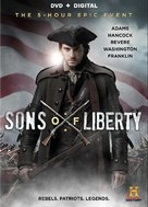 """Sons of Liberty"" - DVD movie cover (xs thumbnail)"