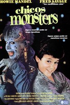 Little Monsters - Spanish Movie Poster (xs thumbnail)