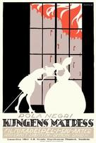 Madame DuBarry - Swedish Movie Poster (xs thumbnail)