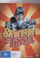 Gycklarnas afton - Australian DVD movie cover (xs thumbnail)