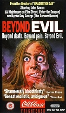Beyond Evil - British VHS movie cover (xs thumbnail)