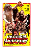 Cannibal Holocaust - Movie Poster (xs thumbnail)