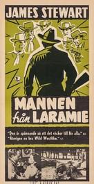 The Man from Laramie - Swedish Movie Poster (xs thumbnail)