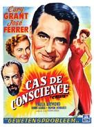 Crisis - Belgian Movie Poster (xs thumbnail)