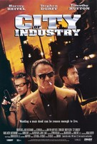 City of Industry - VHS movie cover (xs thumbnail)