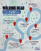 """The Walking Dead"" - Thai Movie Poster (xs thumbnail)"