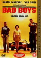 Bad Boys - British DVD movie cover (xs thumbnail)