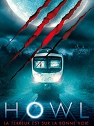 Howl - French DVD movie cover (xs thumbnail)