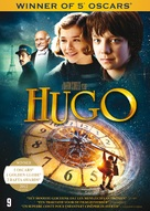 Hugo - Dutch DVD movie cover (xs thumbnail)