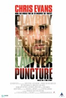 Puncture - South African Movie Poster (xs thumbnail)