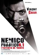 L'instinct de mort - Italian Movie Poster (xs thumbnail)