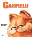Garfield - Czech Movie Cover (xs thumbnail)