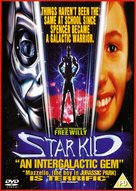 Star Kid - British DVD cover (xs thumbnail)