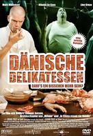 De grønne slagtere - German DVD cover (xs thumbnail)