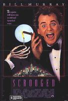Scrooged - Movie Poster (xs thumbnail)