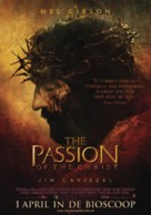 The Passion of the Christ - Dutch Movie Poster (xs thumbnail)