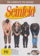 """Seinfeld"" - Australian DVD movie cover (xs thumbnail)"
