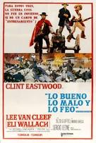 Il buono, il brutto, il cattivo - Argentinian Movie Poster (xs thumbnail)