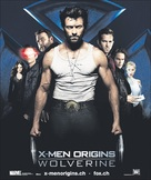 X-Men Origins: Wolverine - Swiss Movie Poster (xs thumbnail)
