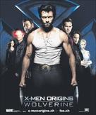 X-Men Origins: Wolverine - Swiss Movie Poster (xs thumbnail)