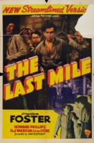 The Last Mile - Re-release poster (xs thumbnail)
