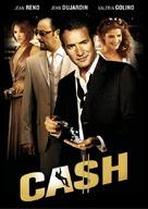 Cash - Czech DVD cover (xs thumbnail)
