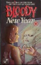 Bloody New Year - British Movie Cover (xs thumbnail)