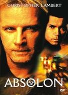 Absolon - Estonian DVD cover (xs thumbnail)