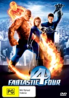 Fantastic Four - Australian Movie Cover (xs thumbnail)