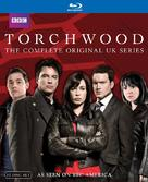"""Torchwood"" - Blu-Ray movie cover (xs thumbnail)"