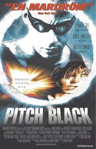 Pitch Black - Swedish Movie Cover (xs thumbnail)