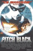 Pitch Black - Swedish Movie Cover (xs thumbnail)