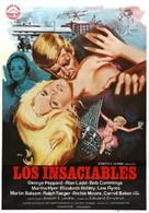The Carpetbaggers - Spanish Movie Poster (xs thumbnail)