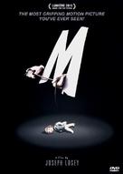M - British Movie Cover (xs thumbnail)