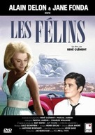 Les félins - French DVD cover (xs thumbnail)