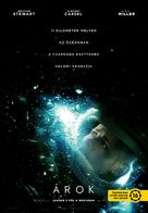 Underwater - Hungarian Movie Poster (xs thumbnail)