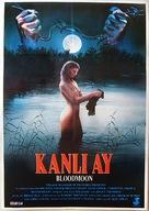 Bloodmoon - Turkish Movie Poster (xs thumbnail)