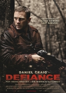 Defiance - German Movie Poster (xs thumbnail)