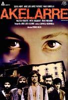 Akelarre - Spanish Movie Poster (xs thumbnail)