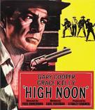 High Noon - Blu-Ray cover (xs thumbnail)