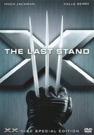 X-Men: The Last Stand - Norwegian DVD movie cover (xs thumbnail)