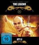 Fong Sai Yuk - German Blu-Ray cover (xs thumbnail)