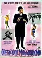 Le majordome - Italian Movie Poster (xs thumbnail)