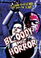Il boia scarlatto - DVD movie cover (xs thumbnail)