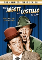 """The Abbott and Costello Show"" - DVD movie cover (xs thumbnail)"