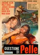 Les tripes au soleil - Italian Movie Poster (xs thumbnail)