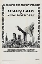A King in New York - Re-release movie poster (xs thumbnail)
