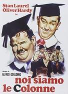 A Chump at Oxford - Italian Movie Poster (xs thumbnail)
