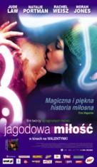 My Blueberry Nights - Polish Movie Poster (xs thumbnail)